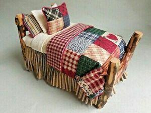 А вашей куколке понравилась бы такая постель?. Ярмарка Мастеров - ручная работа, handmade.