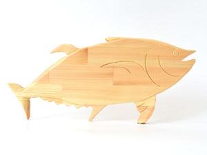 Доска для рыбы  «Тунец». Ярмарка Мастеров - ручная работа, handmade.