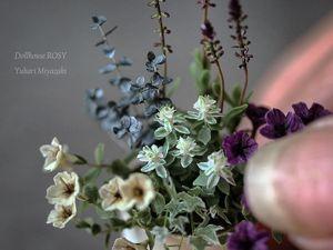 Удивительный мир миниатюры (часть 1): Юкари Миядзаки. Ярмарка Мастеров - ручная работа, handmade.
