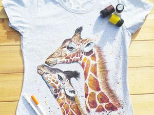 Забери 2 футболки со скидкой и получи 3ю в подарок. Ярмарка Мастеров - ручная работа, handmade.