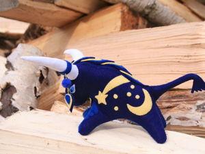 Звездный бык по супер-цене!. Ярмарка Мастеров - ручная работа, handmade.