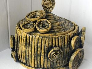 Делаем корзинку из газетных трубочек своими руками. Ярмарка Мастеров - ручная работа, handmade.