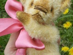 Акция на мишку тедди Манюню Колючкину:). Ярмарка Мастеров - ручная работа, handmade.