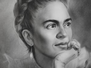 Фрида Кало. Скандалистка, революционерка, художница. Ярмарка Мастеров - ручная работа, handmade.