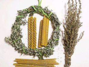 Скромная и незаметная трава. Ярмарка Мастеров - ручная работа, handmade.