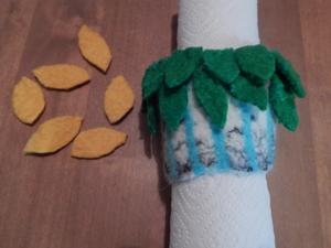 Создаем войлочный браслет «Березка». Ярмарка Мастеров - ручная работа, handmade.