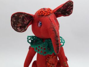 Вся правда о слонах. Ярмарка Мастеров - ручная работа, handmade.