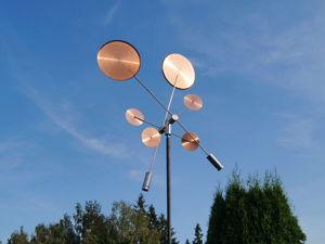 «Equilibrium»  Кинетическая ветряная скульптура. Ярмарка Мастеров - ручная работа, handmade.