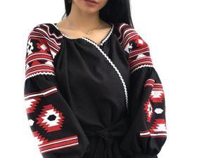 Коллекции 2019 вышитых платьев — 1. Ярмарка Мастеров - ручная работа, handmade.