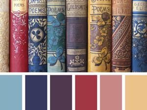 Черпаем вдохновение цветом в мире книг. Часть 17. Ярмарка Мастеров - ручная работа, handmade.