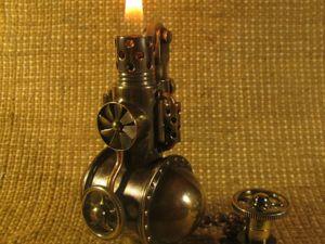 Демо-ролик зажигалки  «Бойлер». Ярмарка Мастеров - ручная работа, handmade.