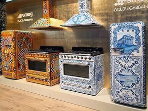 Dolce&Gabbana удивили новой коллекцией бытовой техники. Ярмарка Мастеров - ручная работа, handmade.