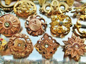В блоге моего магазин  «Анины сокровища»  броши эпохи Наполеона 3!. Ярмарка Мастеров - ручная работа, handmade.