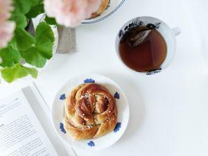 Пышные булочки с корицей: рецепт скандинавской выпечки для новичков. Ярмарка Мастеров - ручная работа, handmade.