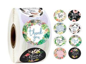 Этикетки  «Спасибо за покупку». Ярмарка Мастеров - ручная работа, handmade.