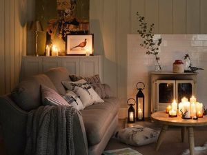 Хюгге интерьер, или Как обустроить уютное счастье по-датски. Ярмарка Мастеров - ручная работа, handmade.