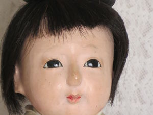 Старинные  японские куколки в продаже по доступной цене!. Ярмарка Мастеров - ручная работа, handmade.