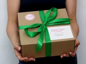 Наше новое направление: красивые подарки в коробочках!. Ярмарка Мастеров - ручная работа, handmade.