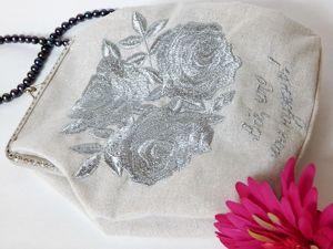 Шьем кошелёк для подарка. Ярмарка Мастеров - ручная работа, handmade.