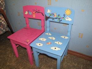Мастерим необычный детский стульчик-развивалку. Ярмарка Мастеров - ручная работа, handmade.