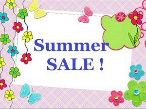 -30% на ВСЁ. до 18 июня. Летняя Распродажа! Summer SALE. Ярмарка Мастеров - ручная работа, handmade.