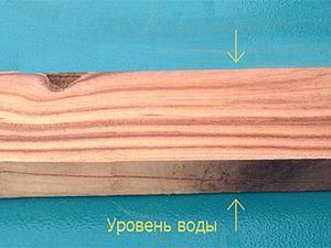 Поморский рецепт стабилизации древесины. Ярмарка Мастеров - ручная работа, handmade.
