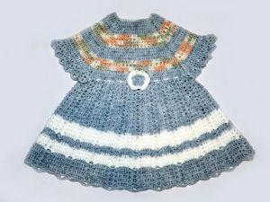 Как я прибавляю петли для расширения юбочки при вязании крючком. Ярмарка Мастеров - ручная работа, handmade.