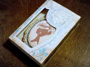Делаем удобную и простую коробочку для бижутерии. Ярмарка Мастеров - ручная работа, handmade.