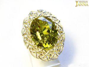 Султанит.  «Хамелеон»  кольцо с султанитом. Ярмарка Мастеров - ручная работа, handmade.