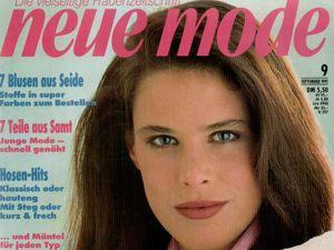 Neue mode 9 1991 (сентябрь). Ярмарка Мастеров - ручная работа, handmade.