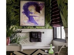 Как часто вы видите картины в ванных комнатах?. Ярмарка Мастеров - ручная работа, handmade.