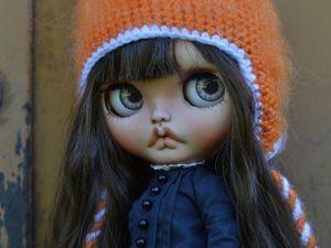 Cecil. New Girl. Custom Blythe. Ярмарка Мастеров - ручная работа, handmade.
