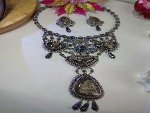 К какому стилю можно отнести это украшение. Ярмарка Мастеров - ручная работа, handmade.