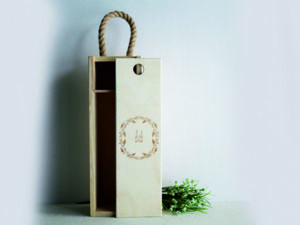 Коробка для вина. Ярмарка Мастеров - ручная работа, handmade.