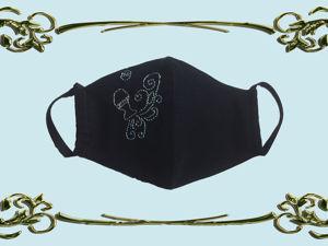 Шьём маску для водолеев. Ярмарка Мастеров - ручная работа, handmade.