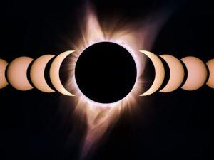 Как поговорить с Луной? Мощная трансформация-2021 в коридор затмений с 26.05-10.06. Ярмарка Мастеров - ручная работа, handmade.