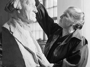 Вера Мухина — легенда советской скульптуры. Ярмарка Мастеров - ручная работа, handmade.