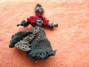 Дама в летах. Ярмарка Мастеров - ручная работа, handmade.