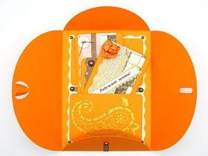 Мастер-класс: как задекорировать конверт и карты «Веер пожеланий». Ярмарка Мастеров - ручная работа, handmade.