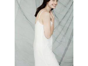 Комбинация хлопок/ночная сорочка100% 44 размера за 1200 рублей. Ярмарка Мастеров - ручная работа, handmade.