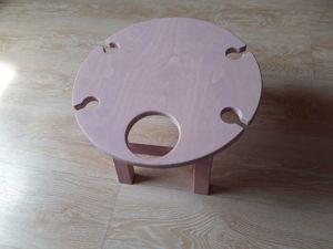 Мобильный столик. Ярмарка Мастеров - ручная работа, handmade.