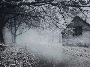 Туманная промозглость, свежий ветер и тишина. Ярмарка Мастеров - ручная работа, handmade.