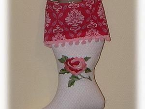 Шьем рождественский конёчек. Ярмарка Мастеров - ручная работа, handmade.