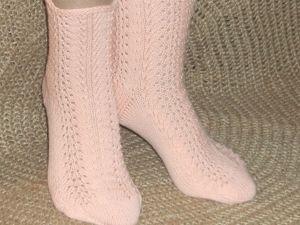 Скидка на носочки для всей семьи. Ярмарка Мастеров - ручная работа, handmade.