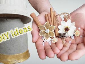 3 идеи декора для цветочного горшка. Ярмарка Мастеров - ручная работа, handmade.