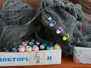 С новым годом и Сочинение про свитер:). Ярмарка Мастеров - ручная работа, handmade.