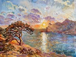Морские пейзажи — это стильно!. Ярмарка Мастеров - ручная работа, handmade.
