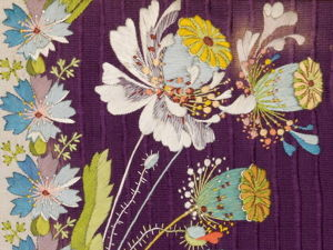 Samples of Antique Embroidery of 1770-1790. Livemaster - handmade