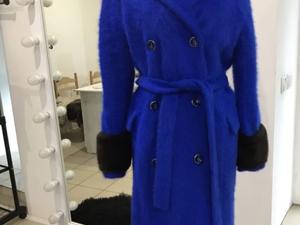 -10%  на пошив роскошного  пальто с мехом!. Ярмарка Мастеров - ручная работа, handmade.