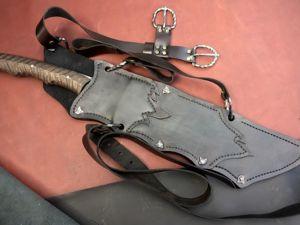 Ножны из Мордора Тип 16. Ярмарка Мастеров - ручная работа, handmade.
